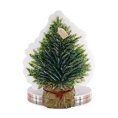 Avanti Farmhouse Holiday Toothbrush Holder