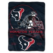 Houston Texans Prestige Throw Blanket