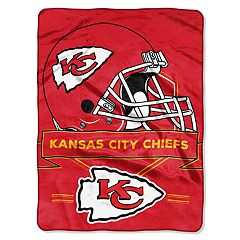 Kansas City Chiefs Prestige Throw Blanket