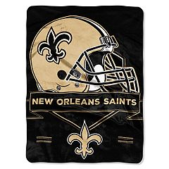 New Orleans Saints Prestige Throw Blanket