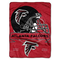 Atlanta Falcons Prestige Throw Blanket