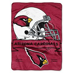 Arizona Cardinals Prestige Throw Blanket