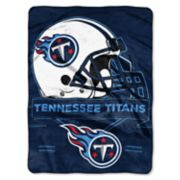 Tennessee Titans Prestige Throw Blanket