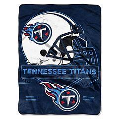 Tennessee Titans Prestige Throw Blanket