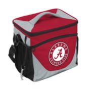 Logo Brand Alabama Crimson Tide 24-Can Cooler