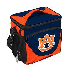 Logo Brand Auburn Tigers 24-Can Cooler
