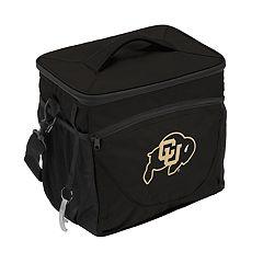Logo Brand Colorado Buffaloes 24-Can Cooler