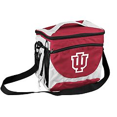 Logo Brand Indiana Hoosiers 24-Can Cooler