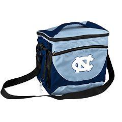 Logo Brand North Carolina Tar Heels 24-Can Cooler