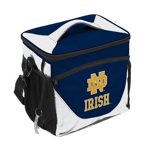 Logo Brand Notre Dame Fighting Irish 24-Can Cooler
