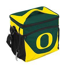 Logo Brand Oregon Ducks 24-Can Cooler