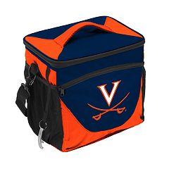 Logo Brand Virginia Cavaliers 24-Can Cooler