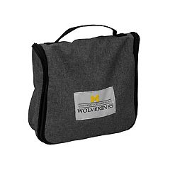 Logo Brand Michigan Wolverines Travel Kit