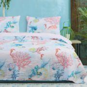 Barefoot Bungalow Sarasota Quilt Set