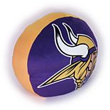 Minnesota Vikings Logo Pillow