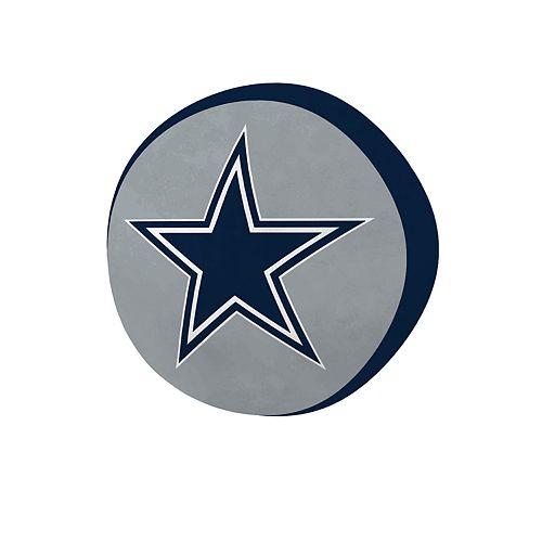 Dallas Cowboys Logo Pillow