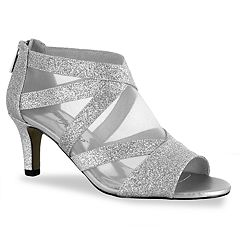 0364feb92a4 Easy Street Dazzle Women s High Heels