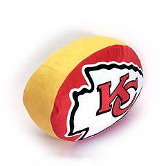 Kansas City Chiefs Logo Pillow