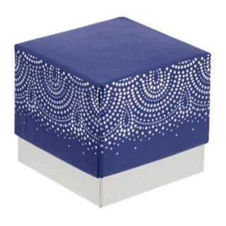 Brilliance X-Ring with Swarovski Crystals