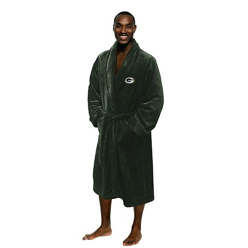 Men's Green Bay Packers Plush Robe