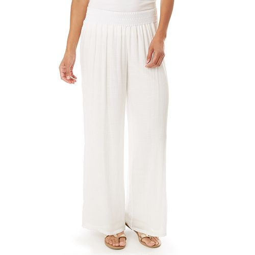 Women's Gauze Pants