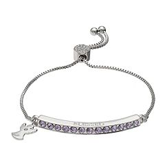 Brilliance Adjustable Bracelet with Swarovski Crystals