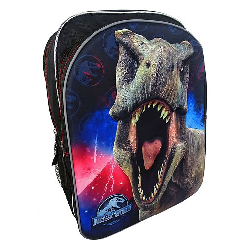 Kids Jurassic World 3D Molded Backpack