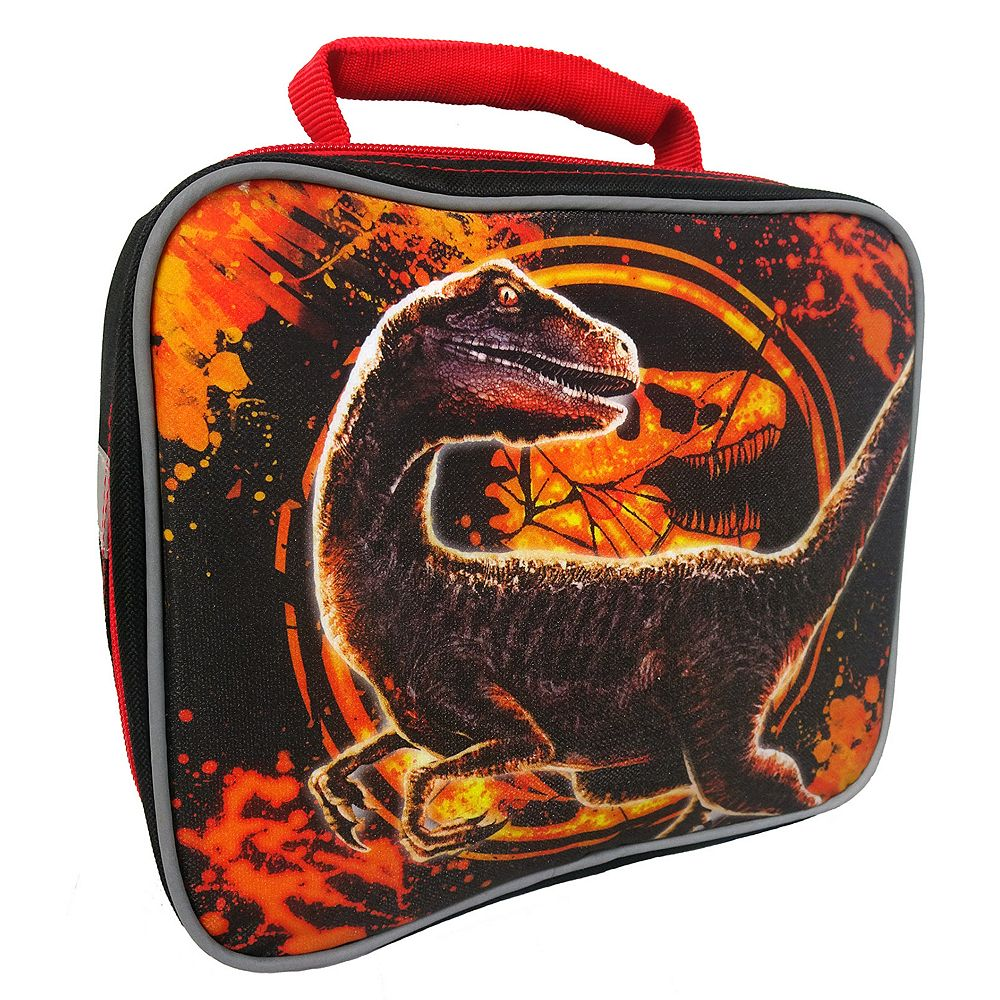 Kids Jurassic World Lunch Bag