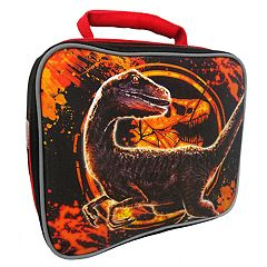 Kids Jurassic World Lunch Bag