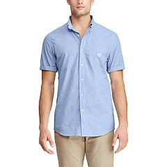 Men's Chaps Classic-Fit Performance Button-Down Shirt