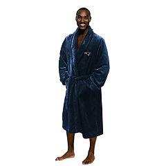Men's New EnglandPatriots Plush Robe