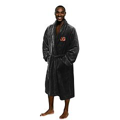 Men's Cincinnati Bengals Plush Robe