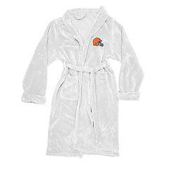 Men's Cleveland Browns Plush Robe
