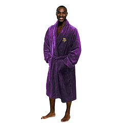 Men's Minnesota Vikings Plush Robe