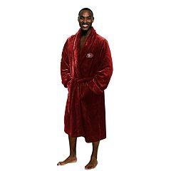 Men's San Francisco 49ers Plush Robe