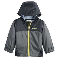 Toddler Boy Columbia Glennaker Lightweight Hooded Rain Jacket