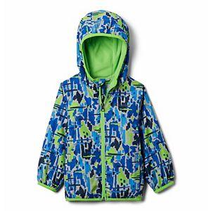 Toddler Boy Columbia Mini Pixel Grabber II Midweight Hooded Jacket