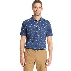 Men's IZOD Dockside Classic-Fit Tropical Polo