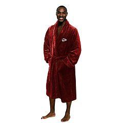 Men's Kansas City Chiefs Plush Robe