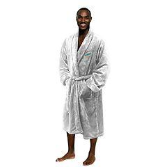 Men's Miami Dolphins Plush Robe