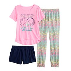 47f3c9bf1 Girls Pink Kids Sleepwear