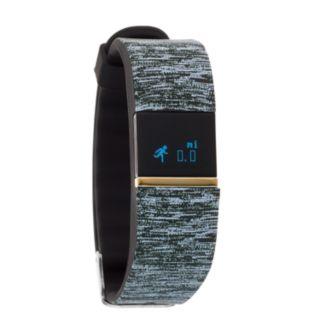iFITNESS Women's Fitness Tracker & Interchangeable Band Set - IFT2676BK668-078