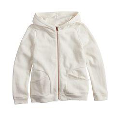Girls 4-12 SONOMA Goods for Life® Fleece Hoodie