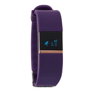 iFITNESS Women's Fitness Tracker & Interchangeable Band Set - IFT2844BK668-BLP