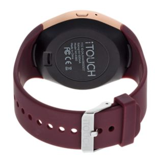 iTouch Curve Women's Smart Watch - ITR4360RG788-MER
