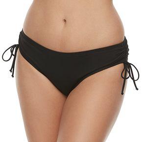 Women's Apt. 9® Side Bow Bikini Bottoms
