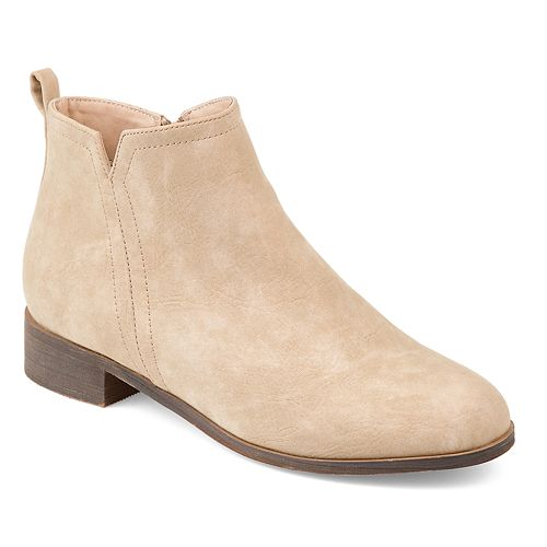 Journee Collection Petra Women's Ankle Boots by Journee Collection