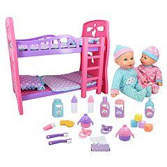 New Adventures Little Darling Bedtime Fun Set