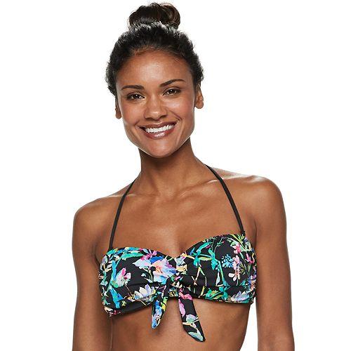 406b2e22b3 Women's Apt. 9® Bust Enhancer Bandeau Bikini Top