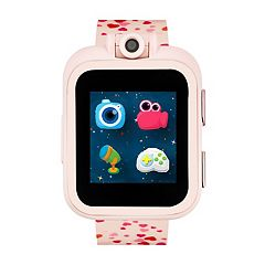 iTouch Kids' Playzoom Red Hearts Smart Watch - IPZ13077R06A-BPR
